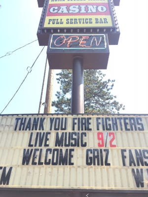 Montanans across the state need to thank the firefighters working to product people and property.