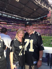 Randy and Lori Ramczyk were in attendance at US Bank
