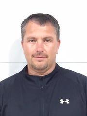New Boonville coach Brian Schoonover