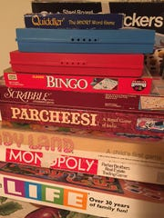 Evaluate that stack of board games before new ones