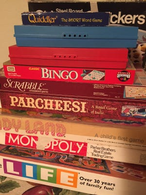 Teen game night at Father Carr's Place 2B is April 20.