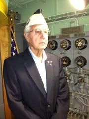 Buck Morris in 2010.