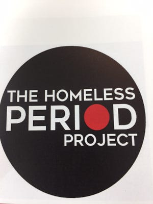 The Homeless Period Project collects feminine hygiene items for women and girls in need.