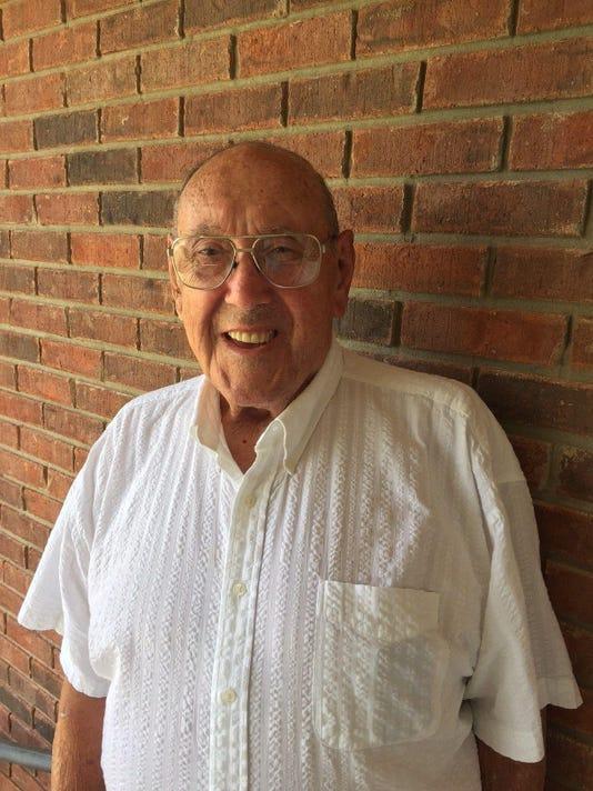 Marion Catholic former football coach Max Ross