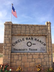 Seventeen Wounded Warriors from all over the country arrived at the Circle Bar Ranch, Truscott, Texas. to participate in the annual Semper Gratus Helicopter Hog Hunt.