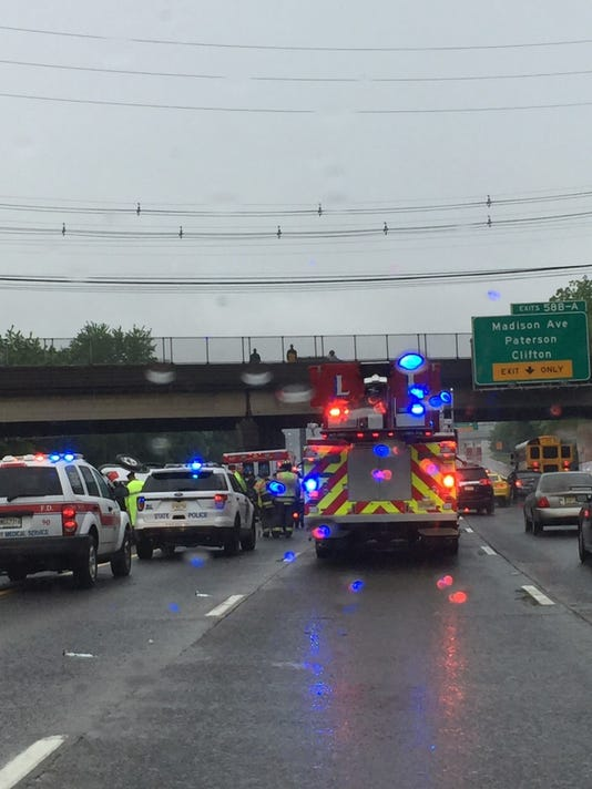 Route 80 accident