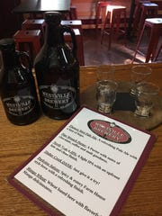 Westville Brewery offers growlers and half growlers