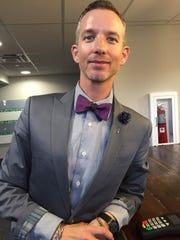 Beauhawk bow ties is the brainchild of designer Iian Mull.