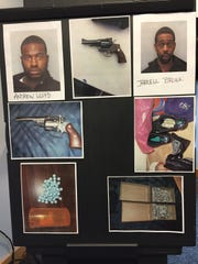 "The investigation, dubbed ""Operation Son Sun,"" resulted in more than 300 weapon, drug and racketeering charges, most of them felonies, authorities said."