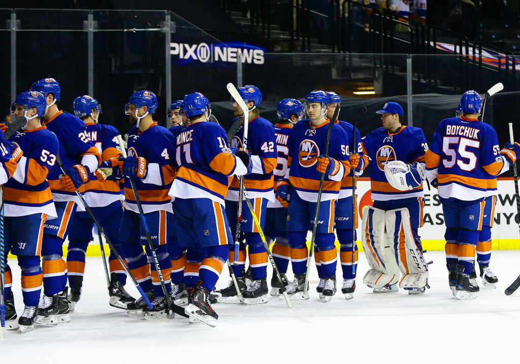 Hartford makes arena pitch to New York Islanders