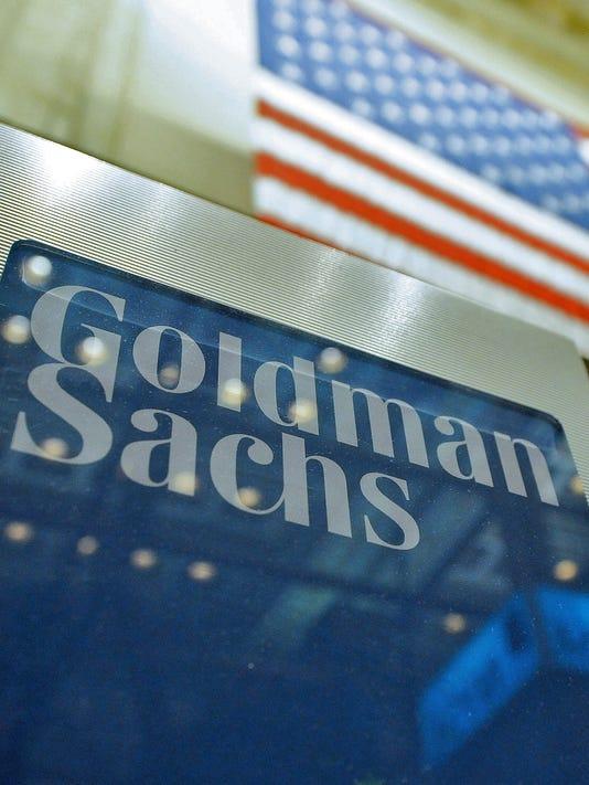 EPA FILE USA ECONOMY GOLDMAN SACHS_001