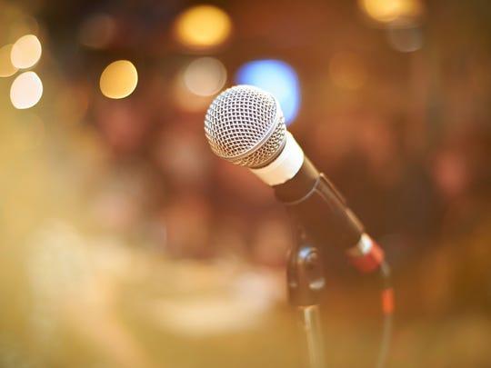 Karaoke Night will be held Friday, May 11 at Summit City Winery, Glassboro.