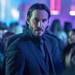 Keanu Reeves on acting: 'It's a hustle'