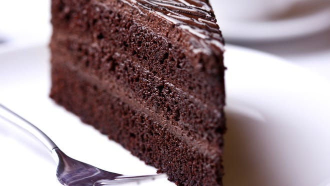 Hooray for National Chocolate Cake Day!