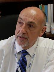 Bronxville Superintendent Roy Montesano