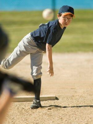 Little League Pitch