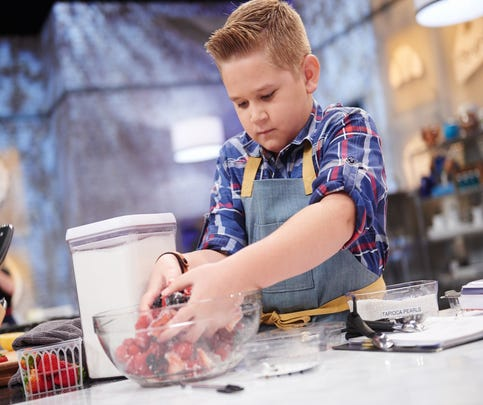 12-year-old from Gilbert competes on Food Network show