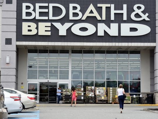 Bed Bath & Beyond in Totowa. The chain expects to have