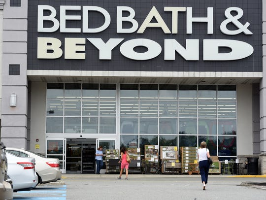 Bed Bath & Beyond in Totowa.