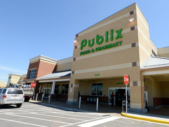 Grocery stores are making adjustments to protect workers and shoppers from exposure to the novel coronavirus, including the installation of Plexiglas shields at registers. Publix is installing Plexiglas shields at its stores to protect customers and workers.