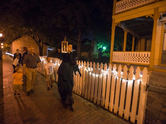 Enjoy an evening in historic Pensacola, strolling under the holiday lights and learning about Christmas traditions of the past as the University of West Florida Historic Trust hosts guided holiday home tours. The tours, led by living history interpreters dressed in Victorian finery, will take visitors to three historic homes.