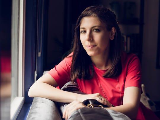 Filmmaker Paula Eiselt, whose film is opening this week in New York