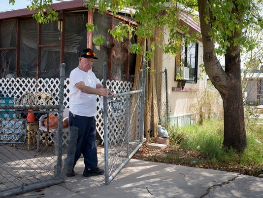 As land values rise in Phoenix area, mobile-home parks disappear I Beam Mobile Home Parts on house beams, log home beams, cape cod beams,