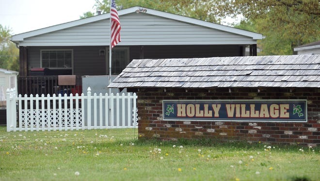 A man was found dead June 13 in the Holly Village mobile-home park. The body is now identified as that of a 32-year-old Millville man.