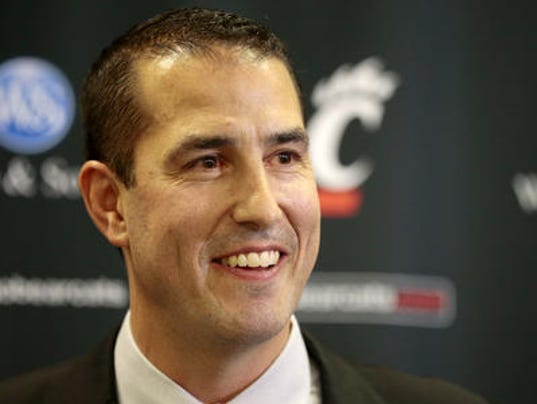 Fickell completes 2017 UC football staff