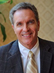 Interim Knox County Schools Superintendent Buzz Thomas