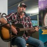 Todd Gantt sings for the Montgomery Advertiser