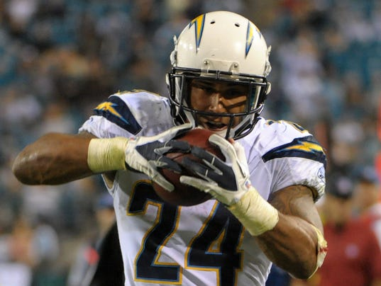Chargers Expect Rb Ryan Mathews To Play Sunday