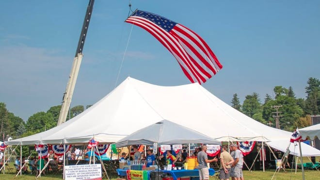 The Waynesboro Summer Jubilee has been canceled for 2020 according to the board of directors. JOHN IRWIN/ THE RECORD HERALD