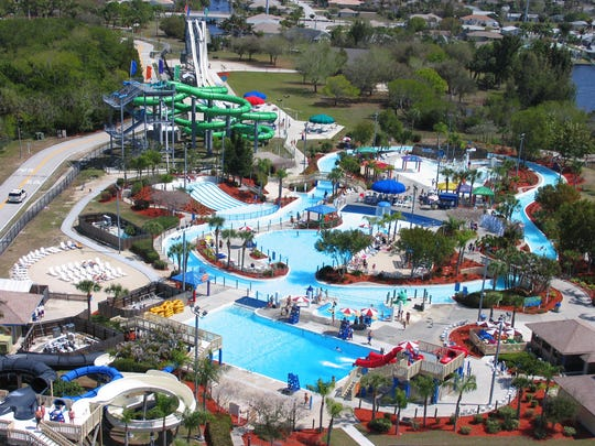 Sun Splash Family Waterpark in Cape Coral