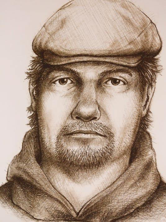 LAF Police unveil sketch of Delphi double homicide suspect