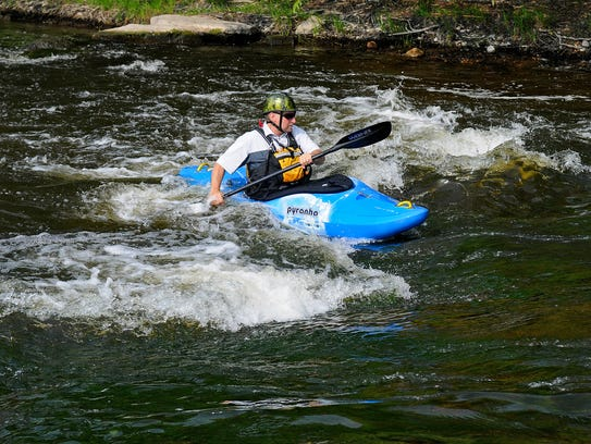 Minnesota whitewater: Expo presenter suggests 4 rivers