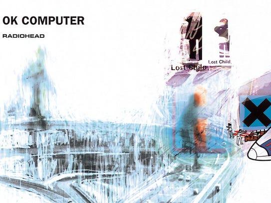"""Radiohead's 1997 album, """"OK Computer."""""""