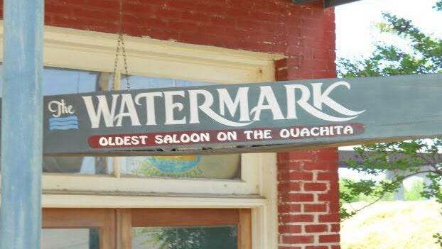The Watermark Saloon, a long-standing landmark in downtown Columbia.