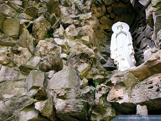 Grotto of Our Lady of Lourdes