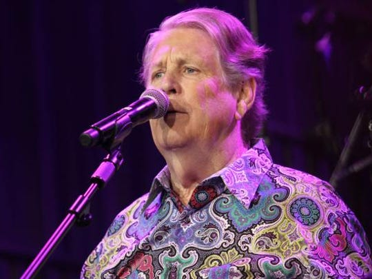 Brian Wilson in October 2013 in New York. The Beach Boys founder is slated to perform Sunday at Fantasy Springs in Indio.