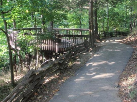 The American Hiking Society's National Trails Day on June 4 is a great chance to kick off a summer adventure of exploring the Springfield Conservation Nature Center trails.