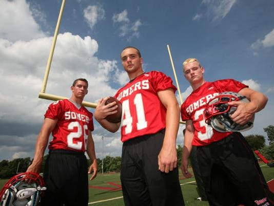 Somers football