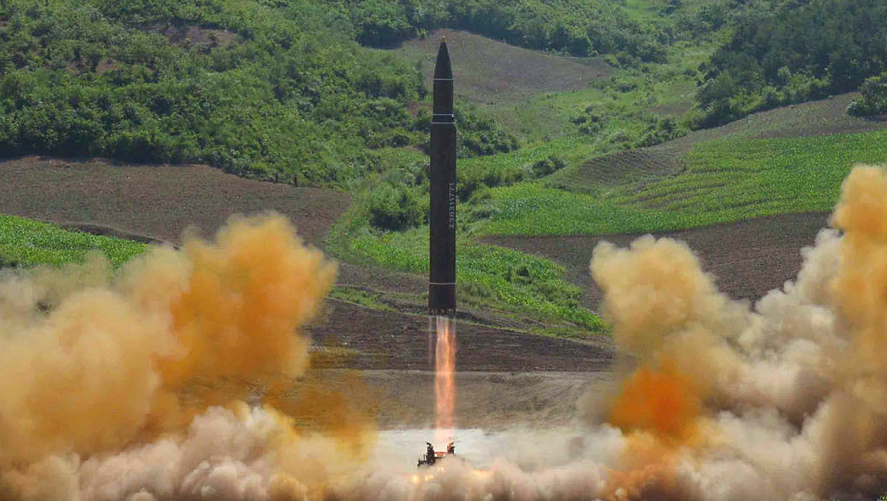 Could North Korea have intercontinental nuclear missiles next year?