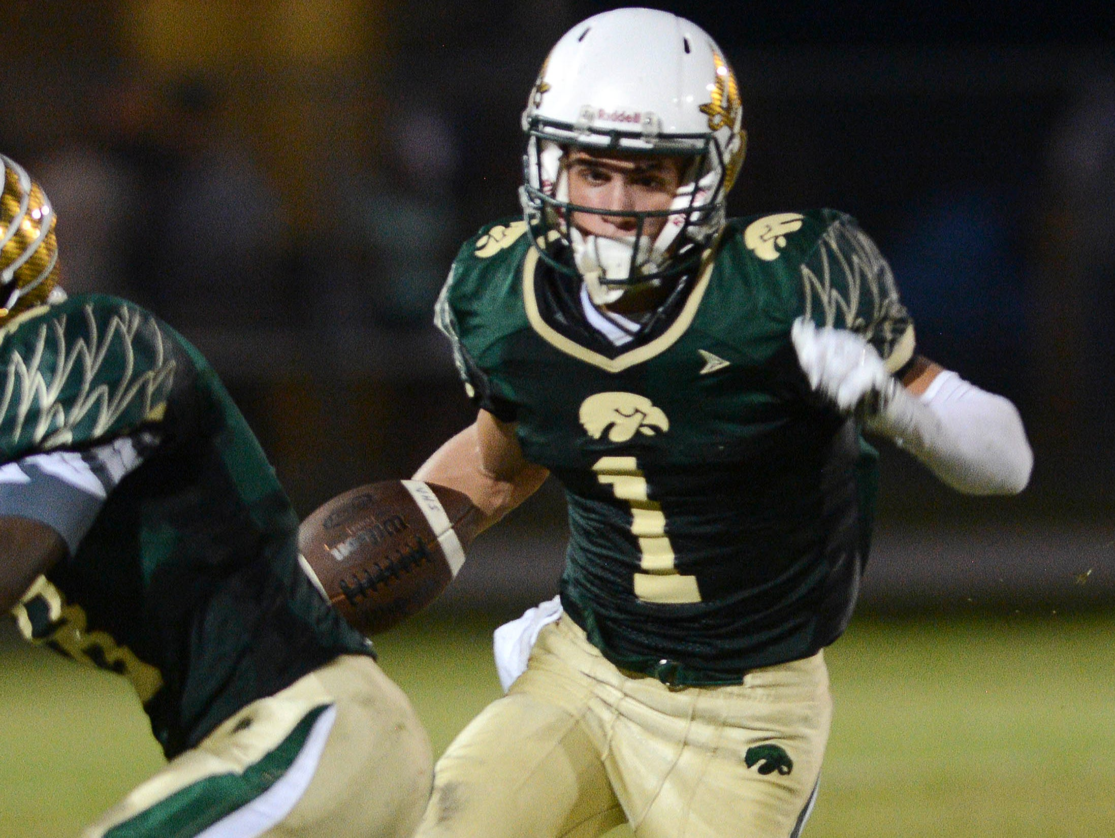 Viera's Tre Nixon is the FLORIDA TODAY Offensive Football Player of the Year.