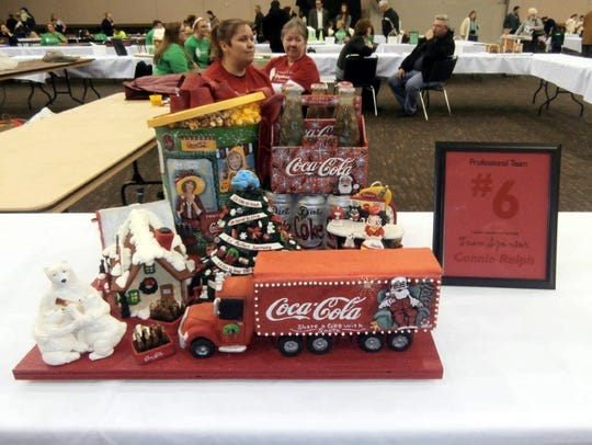This Coca Cola still-life by Connie Ralph was a professional