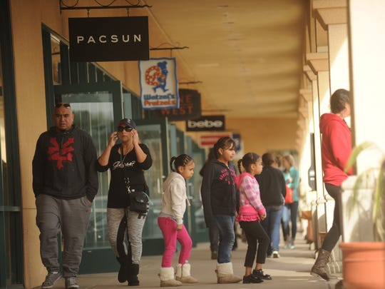 If you are looking to shop, the Camarillo Premium Outlets offer a lot of options.