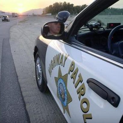 The California Highway Patrol is responding to a collision involving a motorcycle in Cabazon Tuesday.