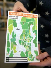 For Independent Bookstore Day, participating stores