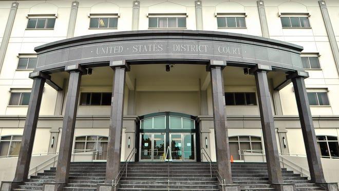 The U.S. District Court of Guam.