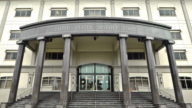 This file photo shows the U.S. District Court of Guam.